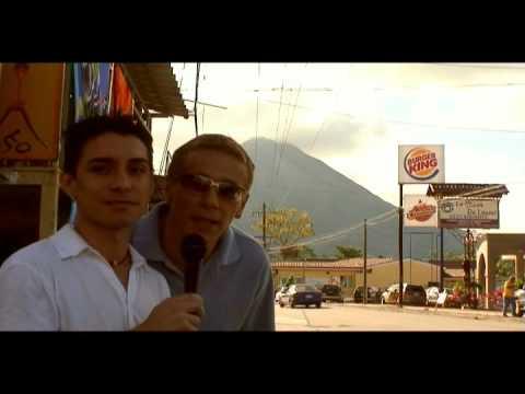 Costa Rica - Burger King UGH!