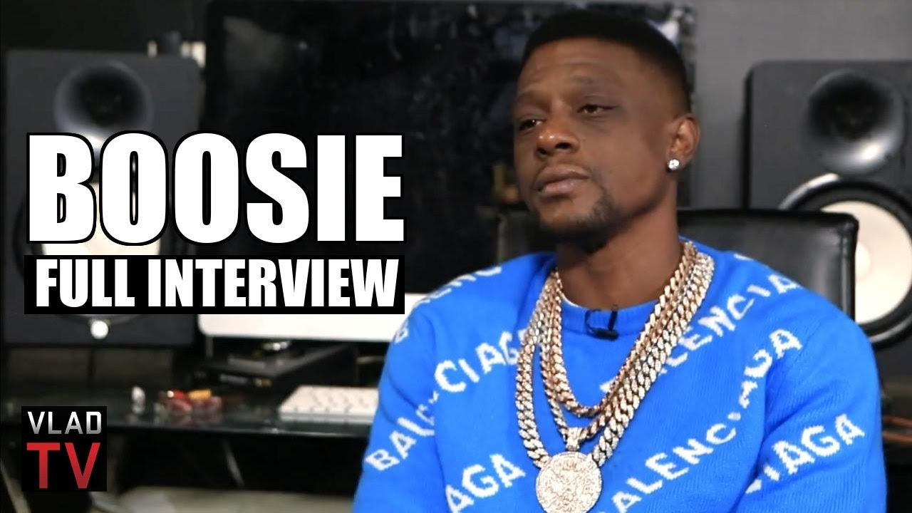 Boosie on Webbie, Tekashi, DaBaby, Zaya Wade, Kobe, Jordan, Pop Smoke, YNW Melly (Full Interview)