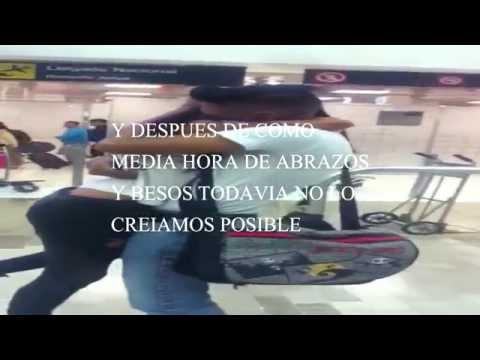Amor Por Internet? (primer Encuentro Aeropuerto Guadalajara - Mexico)