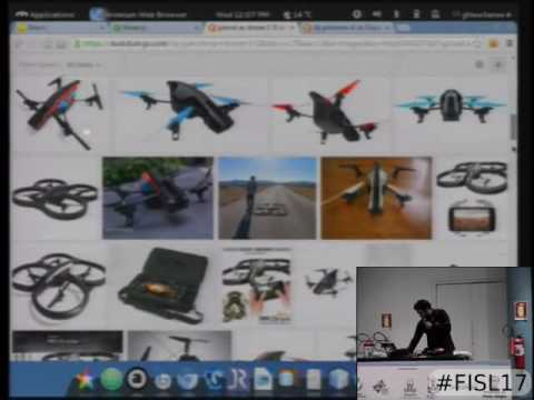 Controlando Drones com PHP e NodeJS