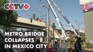 At Least 23 Killed, 79 Injured in Mexico Train Bridge Collapse