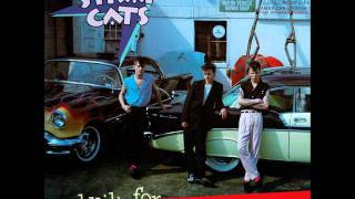 Stray Cats- Little Miss Prissy (vinyl rip)