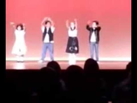 Jenna's School Talent Show Performance