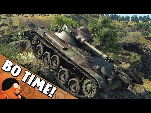 War Thunder - AMX 13 (F11)