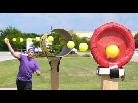 Blitzball Trick Shots 3 | Dude Perfect