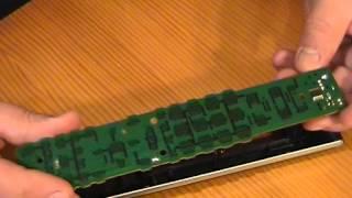 Desmontando Mando Sony modelo RM-EDO11 para tv Sony Bravia