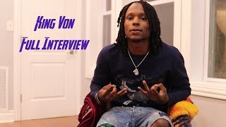 King Von Full Interview