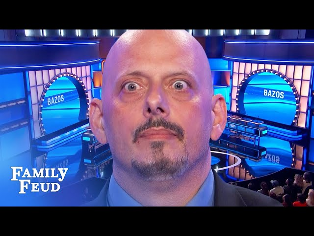 Alex sets his eyes on $20,000! | Family Feud