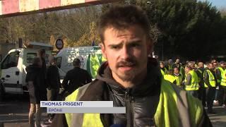 Yvelines : les gilets jaunes mobilisés sur le département