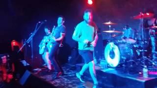Senses Fail- Choke On This live in Lubbock, Texas