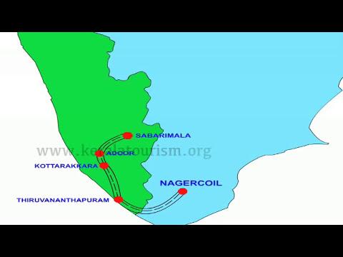 How to reach Sabarimala, the hill shrine of Lord Ayyappa