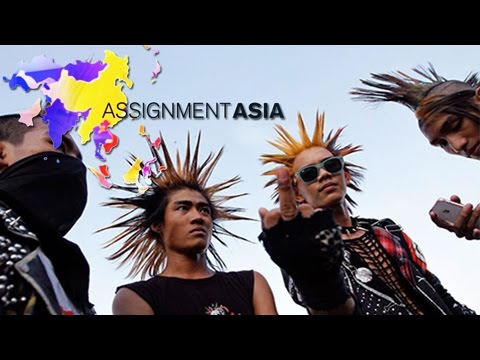 Assignment Asia 01/30/2016 Going punk in Myanmar