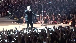 U2 Celebrando el aniversario N°30 de su disco The Joshua Tree en el...