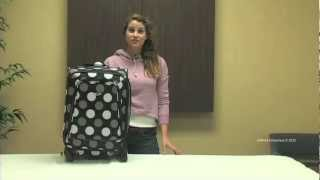 Rockland 20-inch Expandable Carry-On Spinner Upright Thumbnail