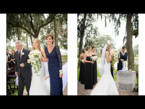 Lauren & Jacob's wedding at Queen's Harbour Yacht & Country Club Jacksonville Florida