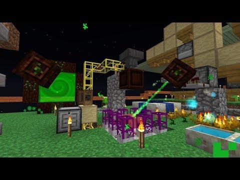 Minecraft Modern SkyBlock 3 Departed Ep. 20 - Endless Netherrack, Buildcraft