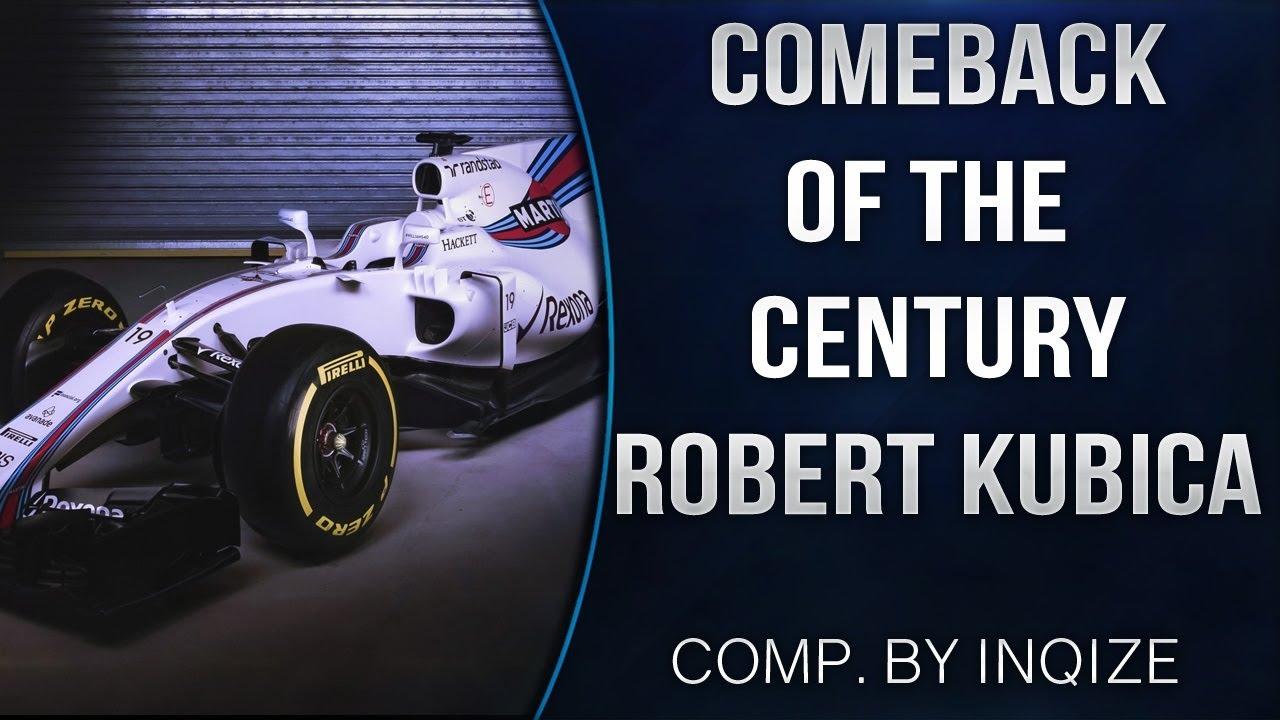 Robert Kubica - Comeback of The Century - Coming Home 2019 | #StrongerThanBefore | #ForzaKubica