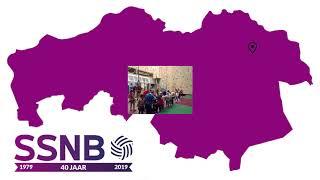 SSNB zet al 40 jaar Brabant in beweging I compilatie januari 2019