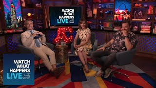 After Show: Did Brian Austin Green & Tori Spelling Hookup IRL? | WWHL