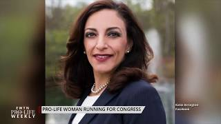 State Rep. Katie Arrington on her accident, pro-life views, and faith