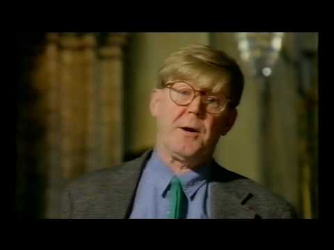 The Abbey with Alan Bennett: the tombs of Tennyson and The Unknown Warrior.