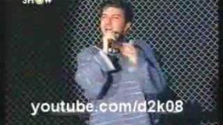 Tarkan - Kis Gunesi (Live at Show TV World Cup Party 94)