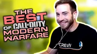 The BEST of Modern Warfare Funny Moments with The Crew! - Part 3