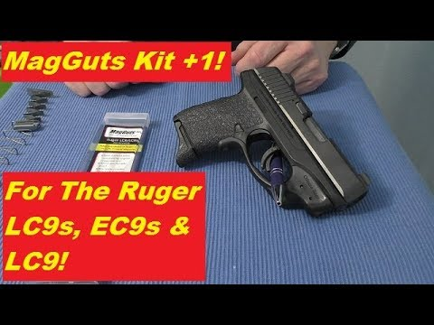 MagGuts +1 Kit for the Ruger LC9s, EC9s & LC9!