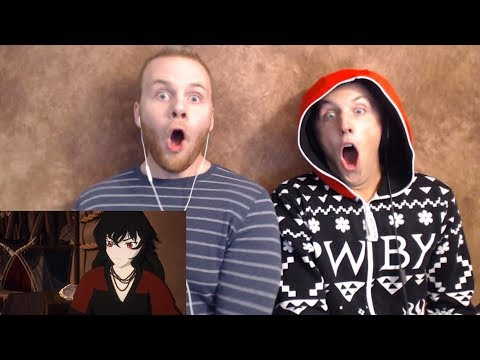 SOS Bros React - RWBY Volume 5 Chapter 4 - Lighting the Fire!!