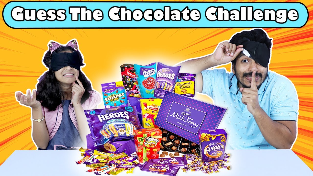 Guess The Chocolate Challenge | Funny Challenge | Pari's Lifestyle