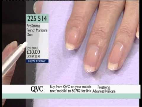 Beautiful Long Nail Beds On Qvc Hand Model