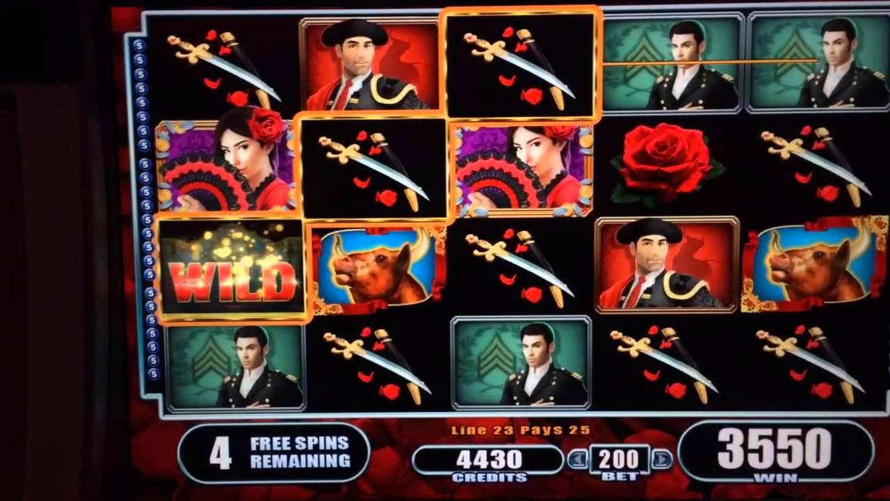 Free Slots Machines With Bonus Feature