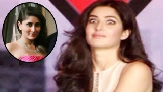 Katrina Kaif REACTS to Kareena's COMMENTS on Koffee With Karan