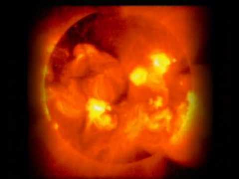 documentario astronomia: il sole e i pianeti interni 1/4