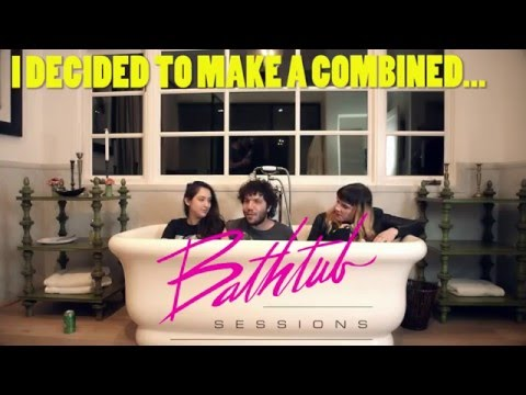 Multi-Person Bathtub Session | Vicky-T