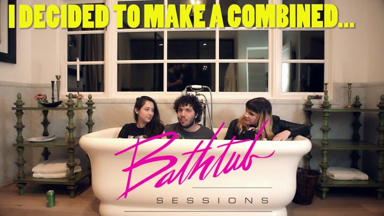 Multi-Person Bathtub Session | Vicky-T - YouTube