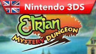 Etrian Mystery Dungeon - UK Trailer (Nintendo 3DS)