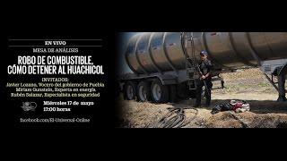 Robo de combustible, cómo detener al huachicol