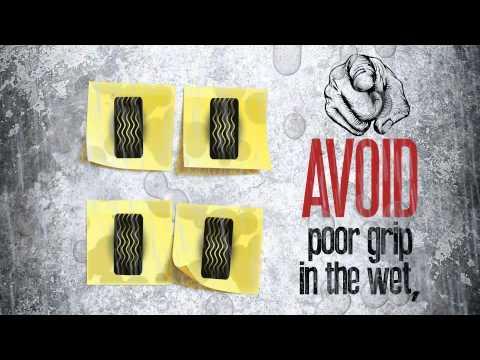 Dunlop on Tread Depth Indicators