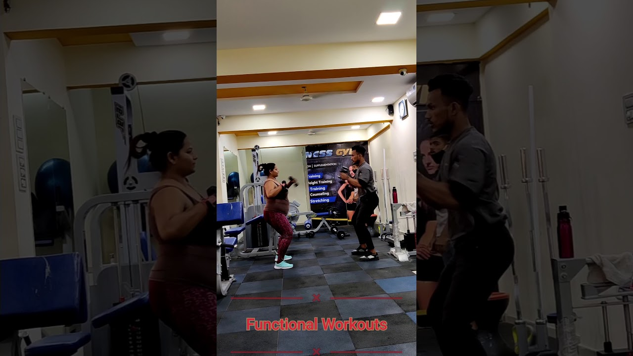 Download Functional Training with Personal Coach