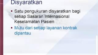 Download Video Peningkatan Mutu dan Keselamatan Pasien (PMKP) MP3 3GP MP4