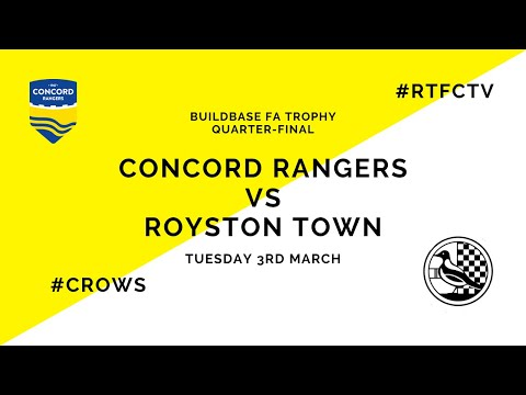 Concord Royston Goals And Highlights