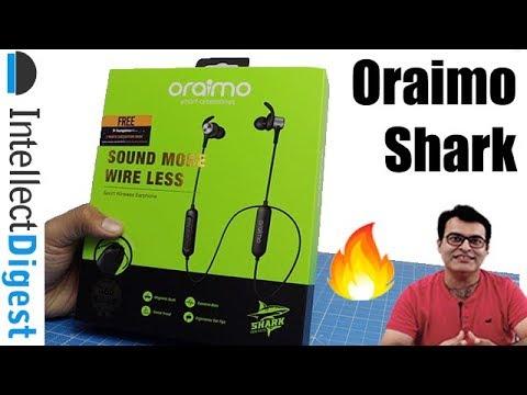424a397057a Oraimo Shark Sport Bluetooth Earphones Review - YouTube