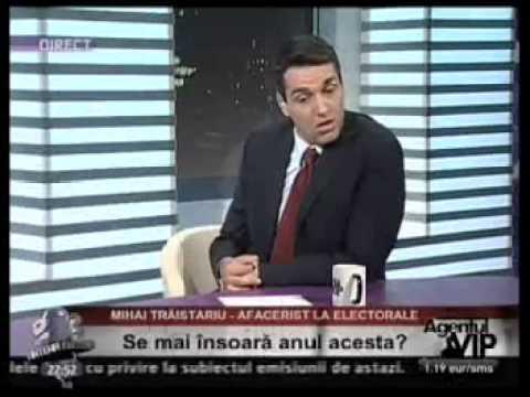 Mihai Traistariu - interview - part I