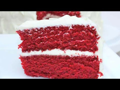 Watch Me Make This Best Red Velvet Cake Recipe From Start To Finish