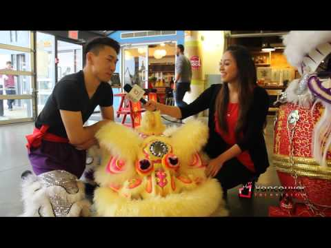 VTV: Chinese Lion Dancing and Curious Flea Market