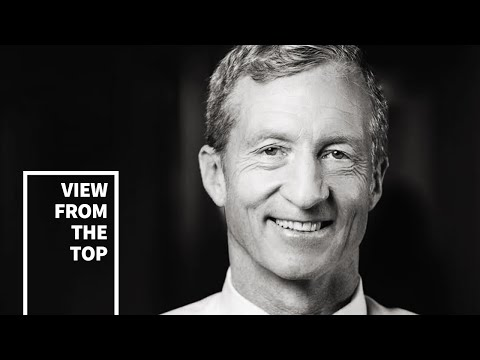 Tom Steyer, MBA '83, Founder and President of NextGen America