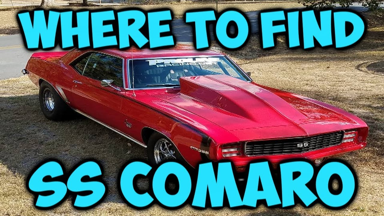 Where To Find The Comaro Offroad Outlaws Youtube