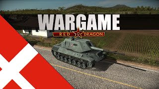 Wargame: Red Dragon - 1v1: Danish ConQuest!