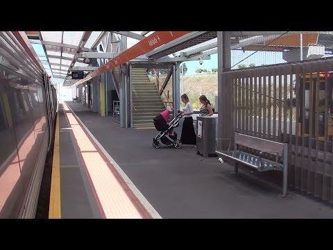 Multimodal Bike, Bus & Train Seaford Line Adelaide Feb 2015 Video